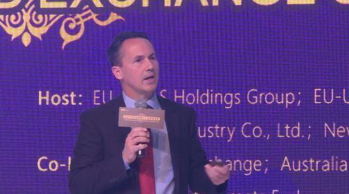 2019世界金融联合交易高峰论坛于迪拜范思哲酒店隆重举行